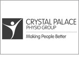 Zanzi client Crystal Palace Physio Group logo