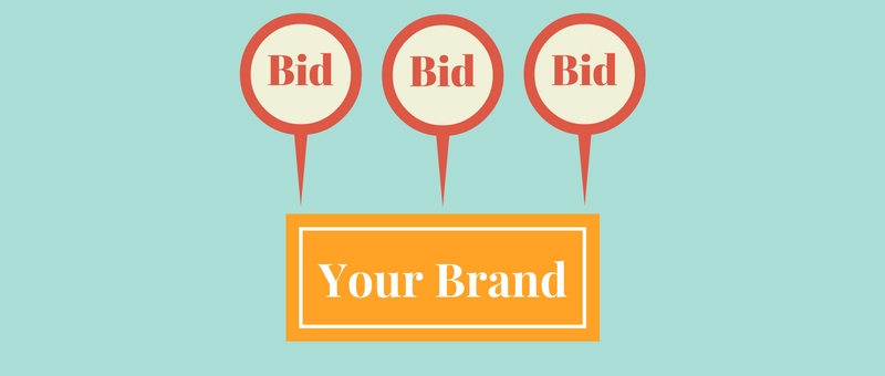 bidding on your brand in AdWords
