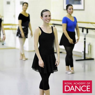 royal academy of dance ballet lesson