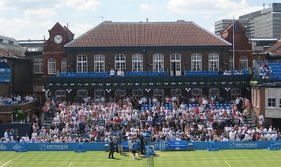 Queens Club London