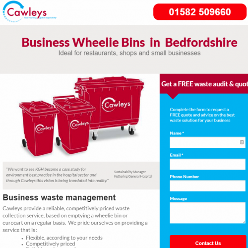 Cawleys case study image