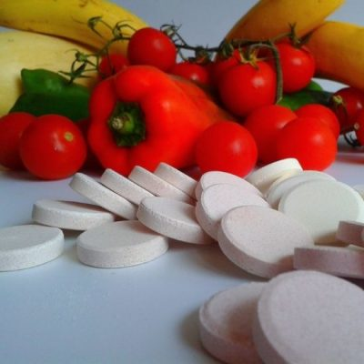 Food Supplements Image